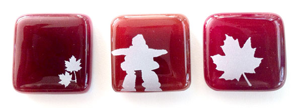 Happy Canada Day from Glass Fusing Decals!