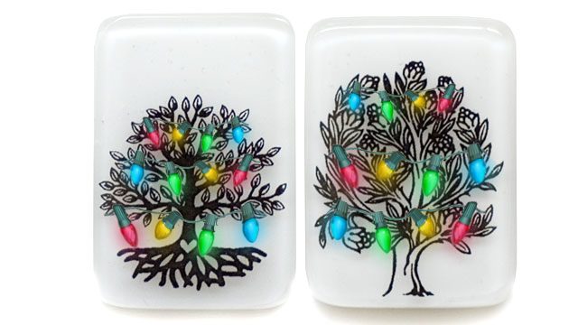 Merry Christmas from Glass Fusing Decals!