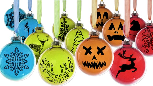 Get Ready For the Holidays with Glass Fusing Decals!
